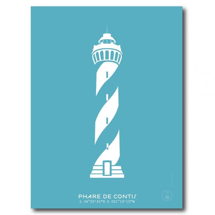 Affiche Plan Nantes