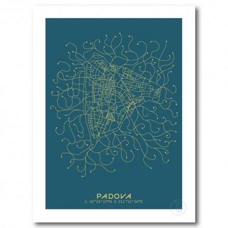 Montpellier Affiche Plan